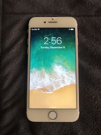 iPhone 7 Gold 128gb (Bell/VIRGIN) Waterloo, N2K 5C9