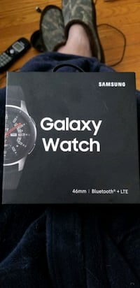 Galaxy watch 46mm LTE 400 obo