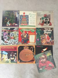 Christmas Vinyl Record Set Virginia Beach, 23452