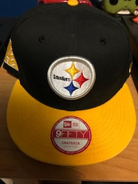 Steelers Snapback (Mint)