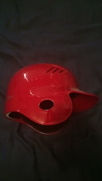 red batting helmet. never been used. size XL Abbotsford, V2T