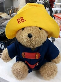 COLLECTIBLE PADDINGTON BEAR DOLL Frederick