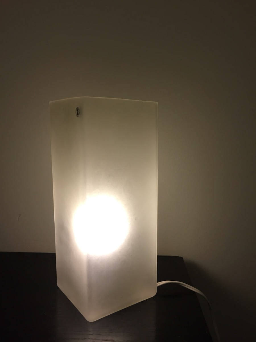 Ikea grono lamp in everett letgo more info geotapseo Gallery