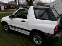 2002 Chevrolet Tracker 4WD 2-Door Convertible Ellwood City