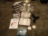 Breast pump.  Ogden, 84404
