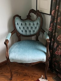 Pair of antique chairs. Shelby Township, 48315