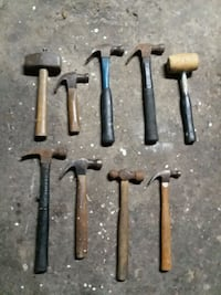 9 Hammers
