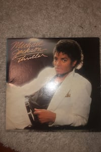 Thriller Album 1982 release so its collectible