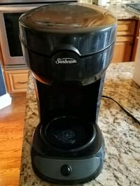 Sunbeam coffee maker {without pot}  Franklin, 37067