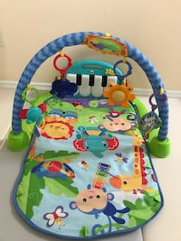 Fisher-Price® Kick-N-Play Piano activity gym