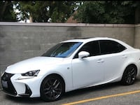 2019 Lexus IS 300 Fully Loaded - over $4,000 savings !! Richmond Hill