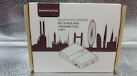 Bluetooth Stereo Receiver and Transmitter 2 in 1 Model: SK-BTI-025 Corona