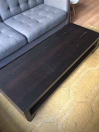 Extra large coffee table 39 km