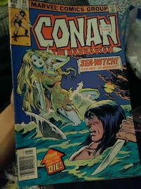 Conan The Barbarian Comic $3 Pittsburgh, 15209