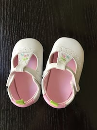 Baby girl shoes size 3 - look new Plano, 75024
