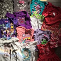 Adorable excellent condition lot of 3 to 4 year little princess  Calgary, T3K 6J7