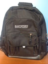 Black and gray backpack Fort Mill, 29715