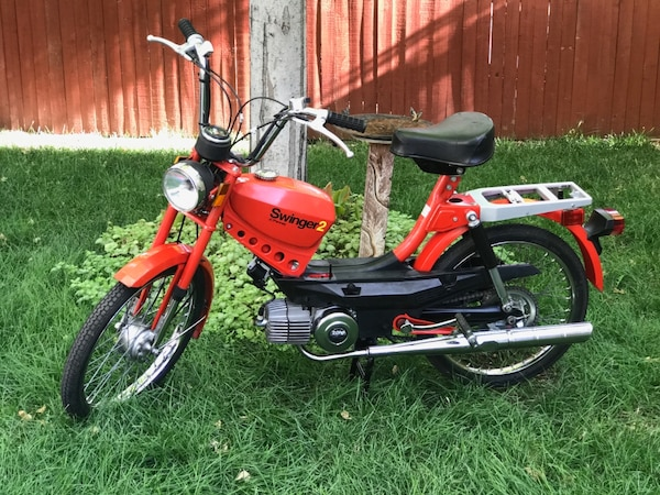 1978 PUCH JCPENNEY SWINGER 2 MOPED