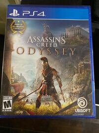 *Sealed* Assassin Creed Odyssey PS4 Brand New Hawthorne, 90250