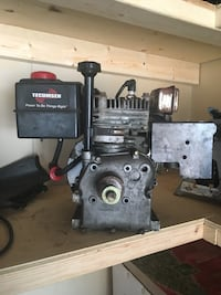 Five horse snow blower motor