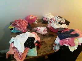 Baby Girl clothes 0-18 months