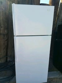 white top-mount refrigerator Henderson, 89015
