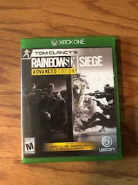 Xbox one call of duty mw3 game case Spotswood, 08884