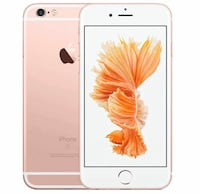 iPhone 6s Rose Gold TFW Newark