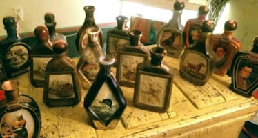 Jim Beam Collector Decantors