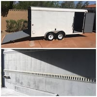 CoolExcellent 2004 Loadrunner Enclosed Ramp 16 X 7 Santa Ana