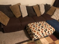 L shaped couch (sectional) Nashville