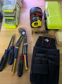 Used Misc Set Of Tools For Sale In Omaha Letgo