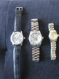 2 MENS ROLEX WATCHES + 1 WOMENS ROLEX WATCH  Pickering, L1V 3V7