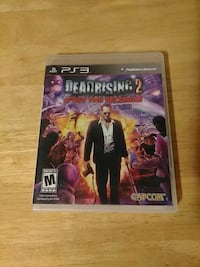PS3 game, Dead Rising 2 off the Record Middletown, 21769