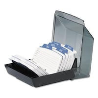 Rolodex Petite Covered Tray Card File Mississauga