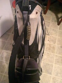 baby's black and gray golf bag Bakersfield, 93308