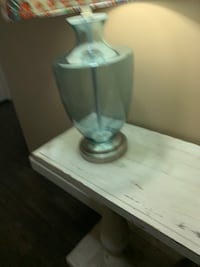 white and gray table lamp Saratoga Springs, 84045