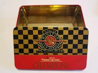 1994 Winston Cup Collectible Tin Hampshire, 60140