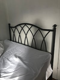 Bed frame/ mattress