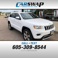 2016 Jeep Grand Cherokee Limited Sioux Falls