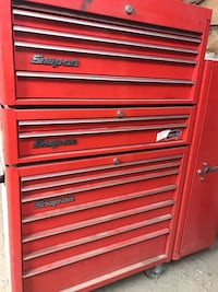 red Snap-On tool chest Frederick, 21701
