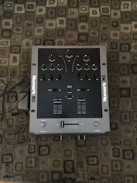 Numark M3 audio mixer