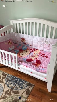 Crib Bedding Set Gaithersburg, 20877