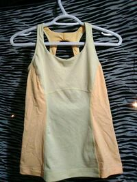 Yellow Lulu Lemon Tank Kamloops, V2C 6C7