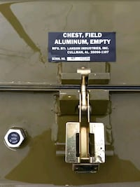 FIELD CHEST/A MUST HAVE FOR PREPERS!!! Janesville, 53546