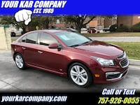 Chevrolet Cruze 2015 Norfolk