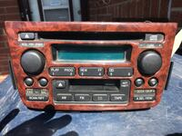 Stereo for a 2004 Acura MDX . Toronto, M9W 6G9