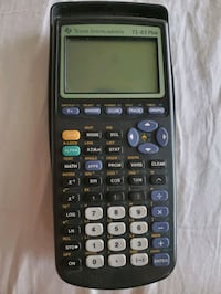 TI-83 PLUS WITH COVER Edmonton, T5X