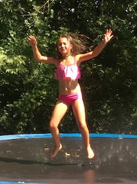 FREE Large Trampoline for kids!