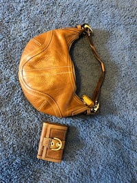 women's brown leather hobo bag Keedysville, 21756